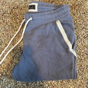Abercrombie joggers size small